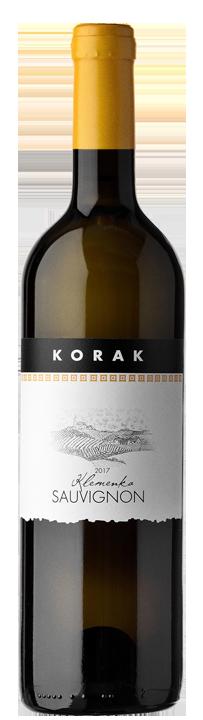 KORAK - bottle - Sauvignon Klemenke